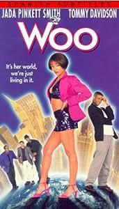 Woo [USA] [VHS]: Amazon.es: Jada Pinkett Smith, Tommy