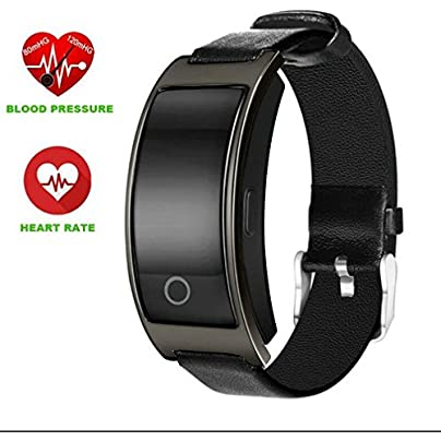Smart bracelet LL-Wristband Blood Pressure Watch Blood Oxygen Heart Rate Monitor Pedometer IP67 Waterproof Smartband Estimated Price £41.00 -