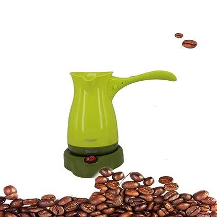 IGRNG Cafetera portátil Fabricante de café Turco, Tetera eléctrica ...