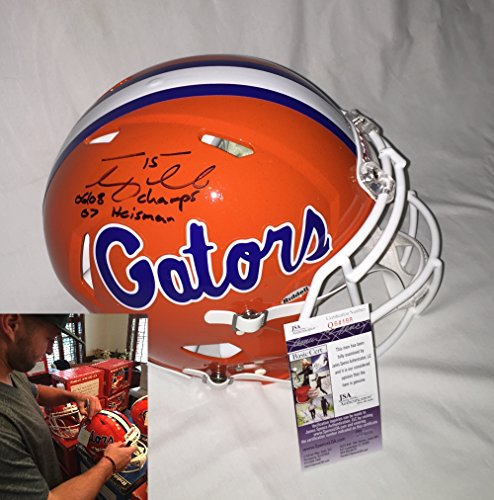 tim tebow signed football - 9