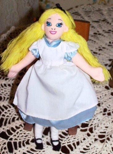 Alice in Wonderland Mini Bean Bag 9 by (March Hare Alice Wonderland)