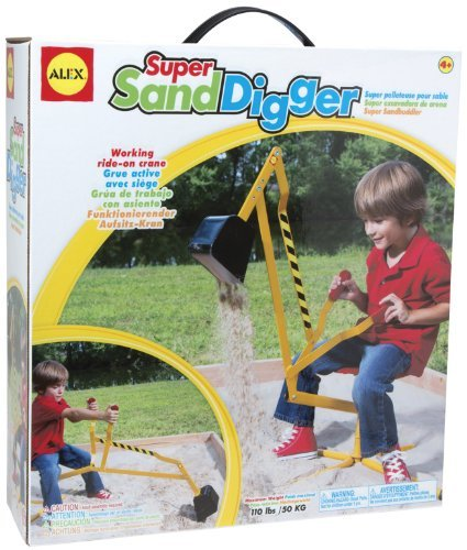 ALEX Toys Active Play Super Sand Digger by ALEX Toys (Alex Toys Sand)
