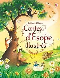 Fables d'Esope illustrées par Susanna Davidson