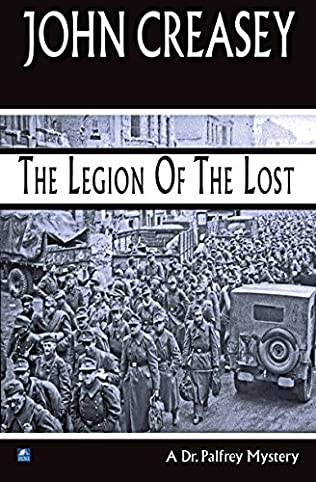 book cover of The Legion of the Lost