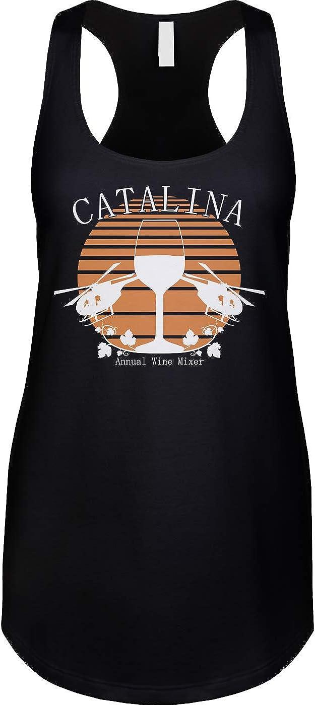 Catalina Annual Wine Mixer Ladies Tank