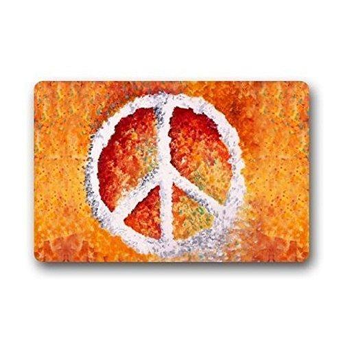 peace door beads - 8
