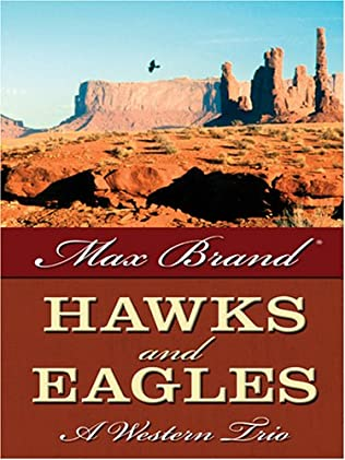 book cover of Hawks and Eagles