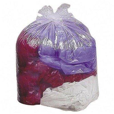 Hexene Clear Trash Can Liner (GJO01010 - Genuine Joe Super Hexene Clear Trash Can Liner by Genuine)