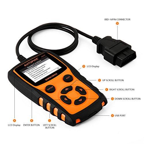 Autophix Es910 Bmw Diagnostics Scanners Obd Ii Obd2