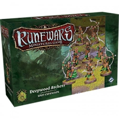 Runewars: Deepwood Archers Expansion Pack from Fantasy Flight Games