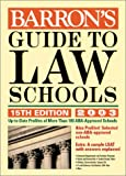 Guide to Law Schools, Barron's Educational Editorial Staff, 0764117831