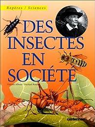 Des insectes en société par Vincent Albouy