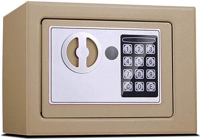 NewbieBoom Caja de Seguridad Digital electrónica, Mini Caja de ...