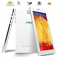 "Indigi® UltraSlim 7"" Phablet 3G Smart CellPhone Tablet PC 8GB Google Play Store GPS WiFi"