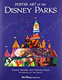 img - for Poster Art of the Disney Parks (A Disney Parks Souvenir Book) book / textbook / text book