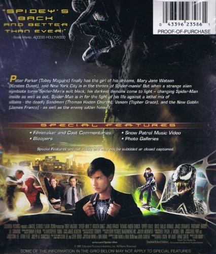 full movie spiderman 3