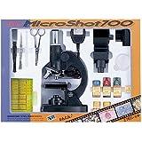 Vixen 顕微鏡 学習用顕微鏡セット ミクロショットシリーズ ミクロショット700 2114-01
