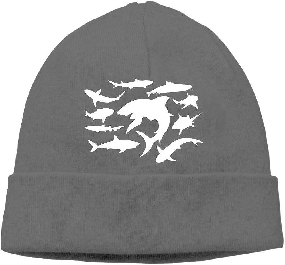 Sharks Unisex Thick Surf Beanie Hat