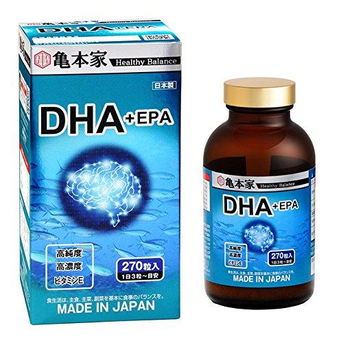 亀本家 DHA+EPA -SH762285 B075L887N2