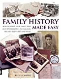 Family History Made Easy, Kathy Chater, 1844760650