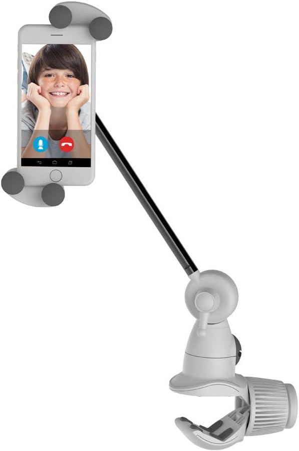 Barkan Soporte para Smartphone/Tablet de 4 Pulgadas a 12 Pulgadas ...