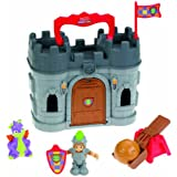 Fisher-Price Little People Play 'n Go Castle