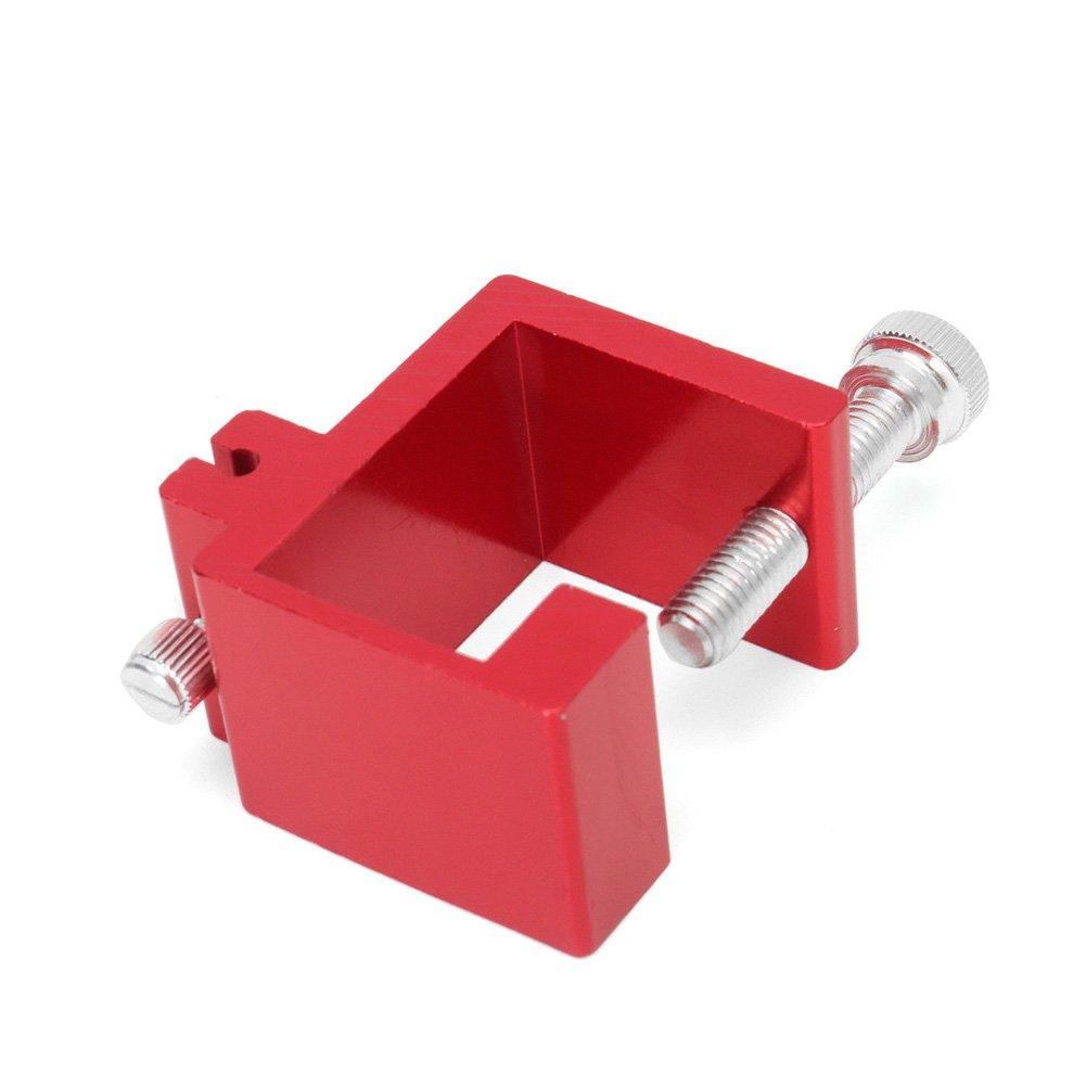 Wildlead resistente universale rosso catena di regolazione strumento di allineamento della motocicletta ATV