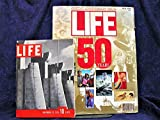 img - for Life Magazine (souvenier of first issue and actual 50th Anniversary issue) book / textbook / text book