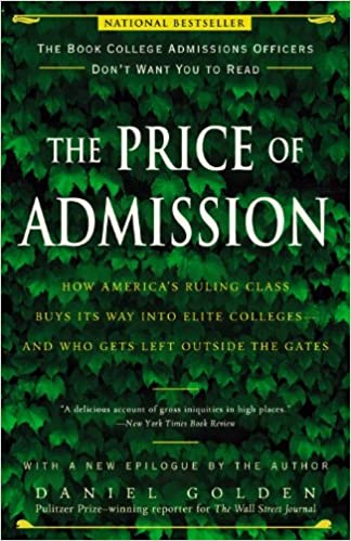 Amazon the price of admission how americas ruling class amazon the price of admission how americas ruling class buys its way into elite colleges and who gets leftoutside the gates ebook daniel golden fandeluxe Gallery