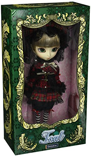 "Pullip Dolls Isul Hamilton 11"" Fashion Doll"