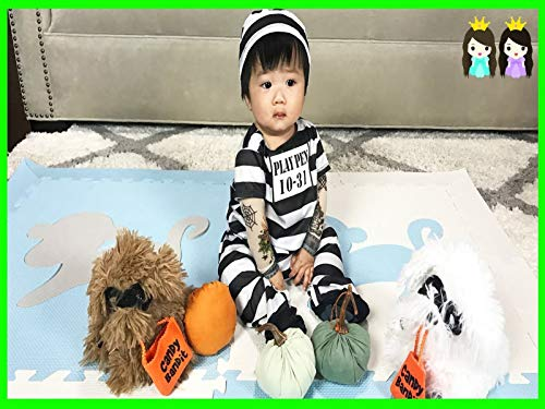 Clip: Kid Costume Runway Show with Baby Hunter from Princess ToysReview