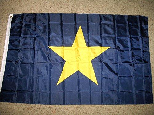 Burnet Texas Flag 3'x5' Tx Lone Star Historical Banner