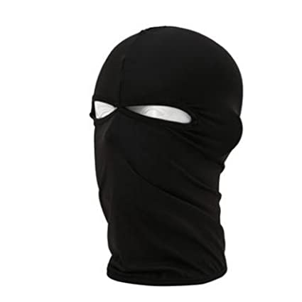 Hot Sele Motorcycle Face Mask Cycling Ski Neck Protecting Outdoor Balaclava Full Face Mask Ultra Thin Breathable Windproof Mask Men's Masks Apparel Accessories