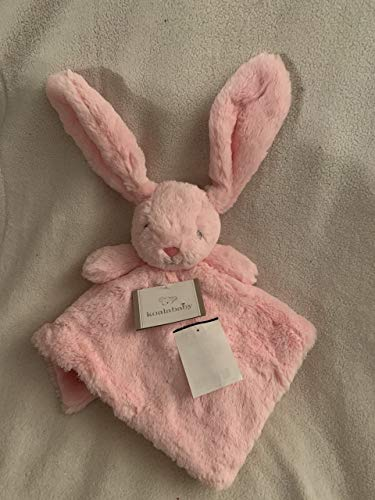 Koala Baby Pink Rabbit Bunny Security Blanket Nunu for sale  Delivered anywhere in USA