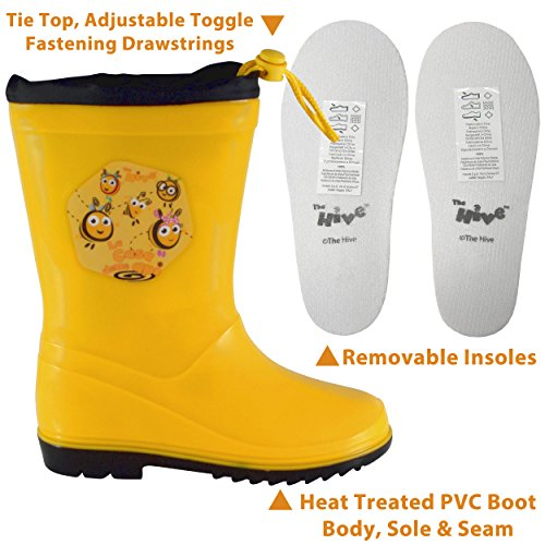 The Hive  Kids the Hive, Work Wellingtons mixte enfant