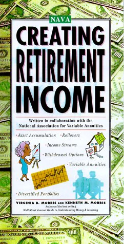 Creating Retirement Income (Blue And Green Lightbulbs)