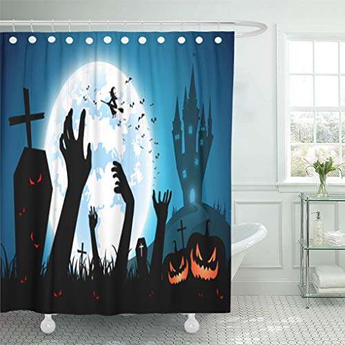 Emvency Shower Curtain 66x72 Inch Home Decor Bathroom