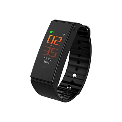 Amazon.com: Auntwhale Smart Watch OLED Color Touch Screen ...