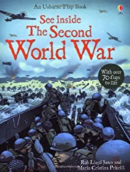 Second World War (Usborne See Inside)