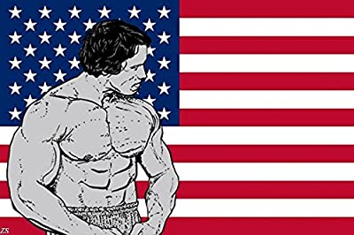 Lawrence Painting Arnold Schwarzenegger Canvas Wall Poster Modern Home Decor Classical Fitness Gym Bodybuilding Posters Hunk Muscle Man 28