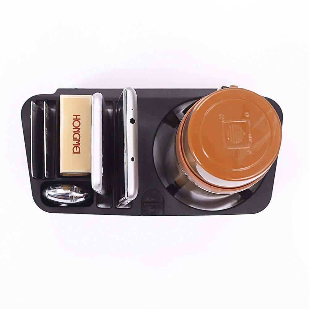 Kunststoff Zentralkonsole Aufbewahrungsbox Getr/änkehalter Telefon Tray f/ür C-Klasse W205 GLC X253 E-Klasse W213 EINWEG