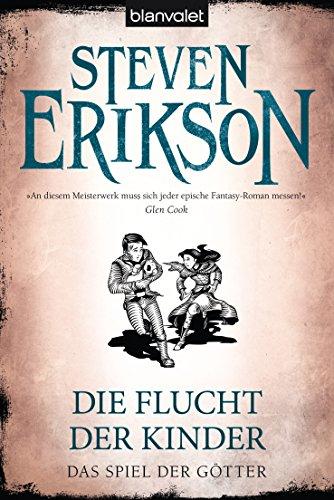Das Spiel der Götter 16: Die Flucht der Kinder (German Edition)