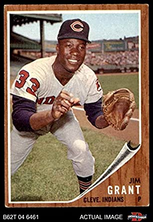 info for 863ee 8b677 Amazon.com: 1962 Topps # 307 Jim Mudcat Grant Cleveland ...