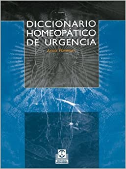 Diccionario Homeopatico de Urgencia