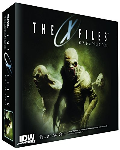IDW Games The X-Files: The Board Game: Trust No One for sale  Delivered anywhere in USA