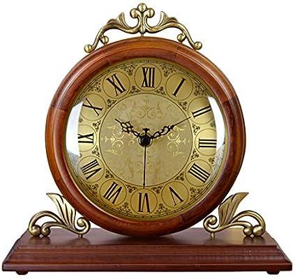 Relojes de mesa Doble Cara Vintage Sala de Estar Decoración ...