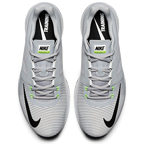 Speed volt Scarpe Nike Tr3 Zoom Uomo white Wolf Basse Stringate Gris Negro Black Grey Brogue HOttwq