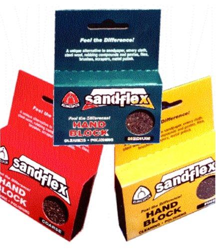 Sandflex Sanding Block - 3 Pack by Klingspor