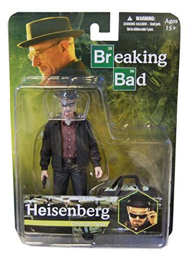 Mezco Toyz Breaking Bad Heisenberg Walter 6