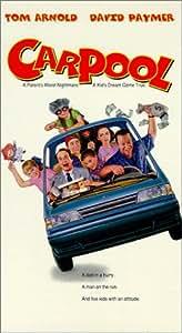 Amazon.com: Carpool [VHS]: Tom Arnold, David Paymer, Rhea ...